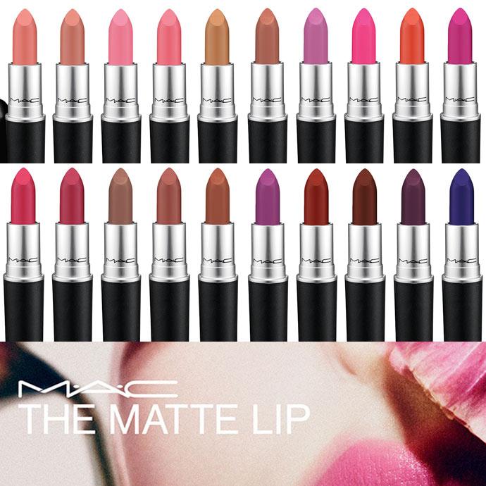 MAC-The-Matte-Lip